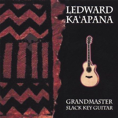 grandmaster slack key guitar by ledward ka 39 apana on amazon music. Black Bedroom Furniture Sets. Home Design Ideas