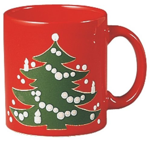 Waechtersbach Christmas Tree Mug, Set of 4 for sale  Delivered anywhere in USA