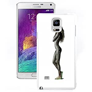DIY and Fashionable Cell Phone Case Design with Gisele Bundchen Galaxy Note 4 Wallpaper in White