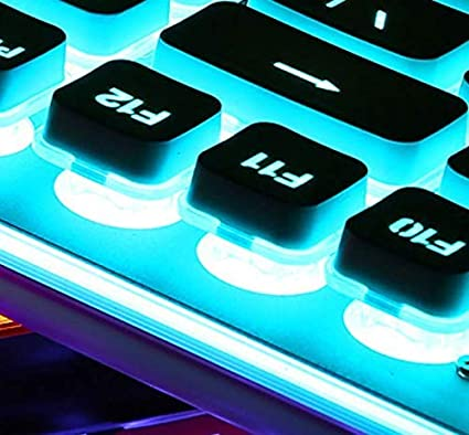 Juego de silenciador de teclado, ultrafino, universal, con ...