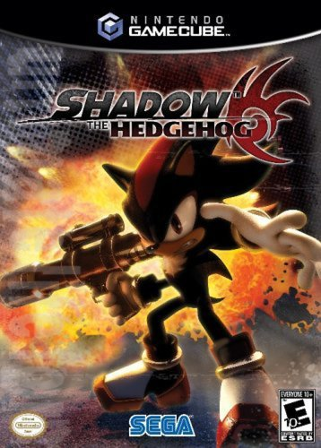 Shadow The Hedgehog - Gamecube (Shadow The Hedgehog Video Game)