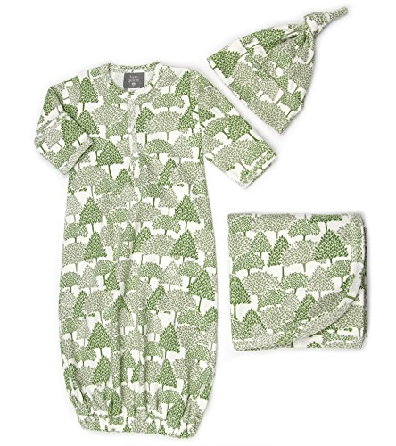 kate-quinn-organic-baby-girls-snuggle-set-sacque-hat-blanket-0-3m-evergreen-forest