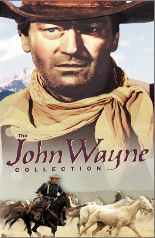 The John Wayne Collection (The Cowboys/The Searchers/Stagecoach) by Warner Home Video