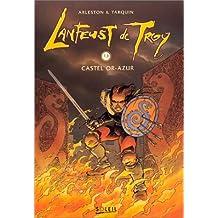 LANFEUST DE TROY T03 : CASTEL OR-AZUR