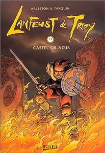 "Afficher ""Lanfeust de Troy n° 3<br /> Castel or-azur"""