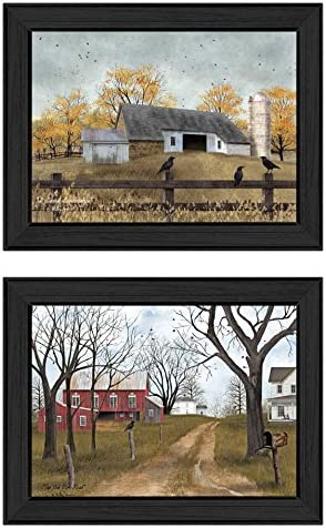 Trendy Decor4U Country Roads Collection