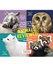 Animals Reviewed: Starred Ratings of Our Feathered, Finned, and Furry Friends
