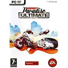 Burnout Paradise (vf - French game-play) - Standard Edition