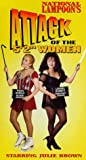 """National Lampoon's Attack of the 5'2"""" Women [VHS]"""