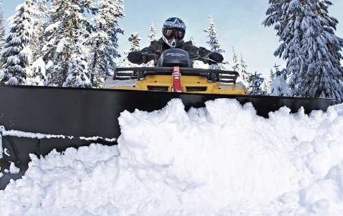 Buy atv winch for snow plowing