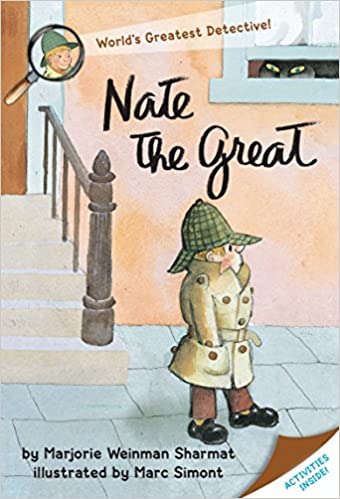 amazon nate the great marjorie weinman sharmat marc simont humor