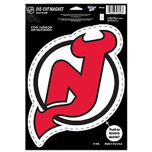 NHL Die Cut Logo Magnet