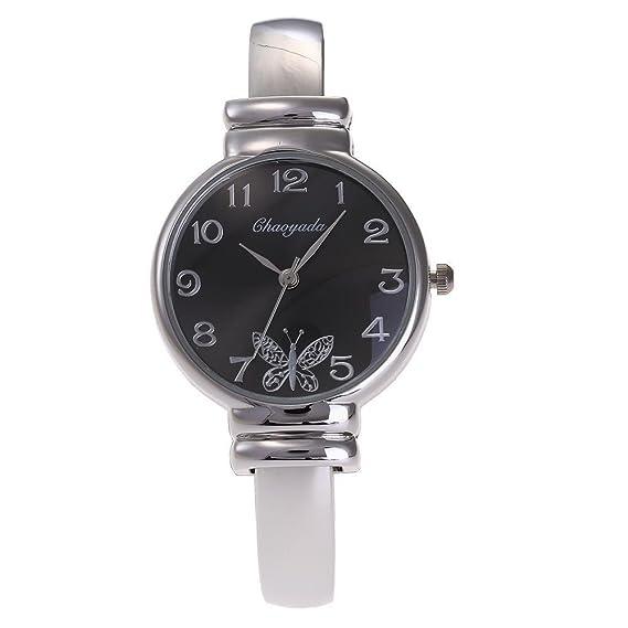 HWCOO Reloj para Mujer Casual Trend Relojes de Cuarzo Relojes para Mujer Casual Fashion Fashion Jewelry