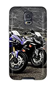 Top Quality Rugged Motorcycle Case Cover For Galaxy S5