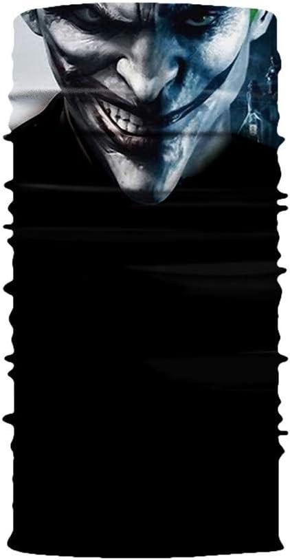 Writtian Multifunktionstuch 3D Halstuch Kopftuch Radfahren Lustig Animalprint Schlauchtuch nahtloses Halstuch Outdoor Gesichts Staubschutz Mund-Tuch Schlauchschal Motorrad