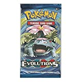 Pokemon TCG XY Evolutions Booster Pack x 1