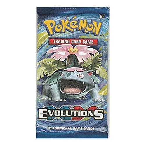 Pokemon Cards Xy Evolutions Amazon Com