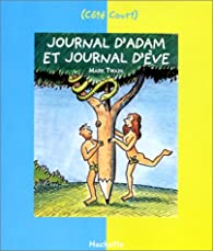 Journal d'Adam et journal d'Eve par Mark Twain