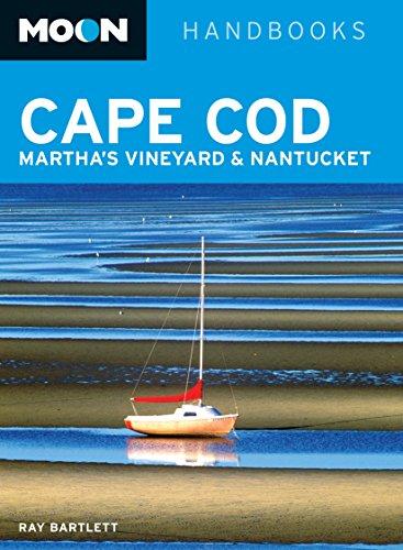 Moon Handbooks Cape Cod, Martha's Vineyard & Nantucket