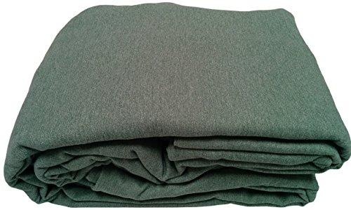 JBFF 3PC Luxury Micro plush comforter duvet cover Solid s...