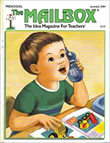 mailbox preschool magazine the mailbox the idea magazine for teachers preschool 318