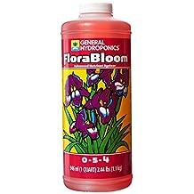 General Hydroponics Flora Bloom 1-Quart (32-Ounce)