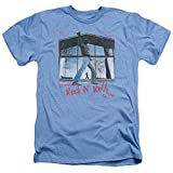 Billy Joel - Glass Houses - Adult Heather T-Shirt - 2XL