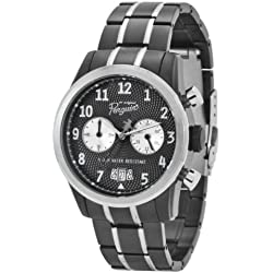 Original Penguin Men's OP3033BK Mickey Black Chronograph Watch