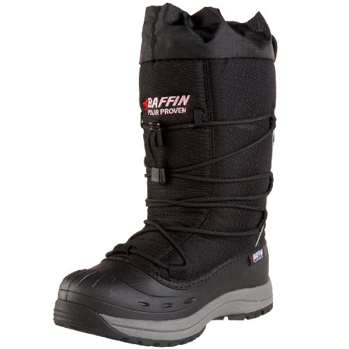 Baffin Women's Snogoose Insulated Boot,Black,10 M US