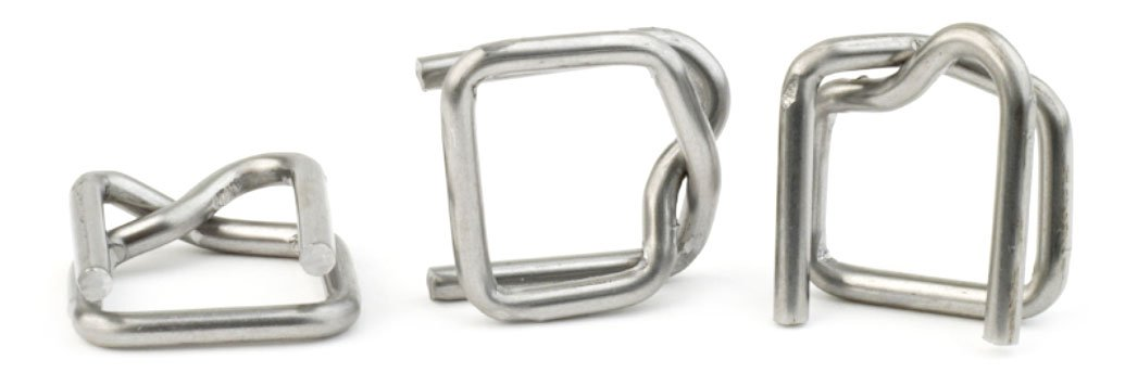 PAC Strapping HDB-4A 1/2'' Wire Buckle by PAC Strapping Products