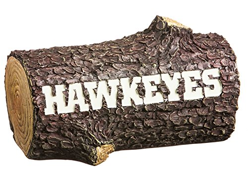 NCAA Tiding Log Statue NCAA Team: Iowa