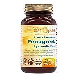Best Fenugreek Capsules - Sun Pure Premium Quality Fenugreek 610 Mg Veggie Review