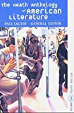 Anthology of American Literature, Paul Lauter and Ivy T. Schweitzer, 061810920X