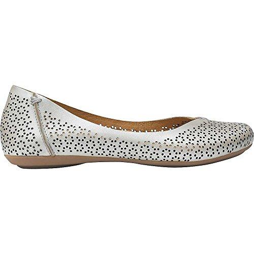 Shoe Perf OluKai Synthetic Silver Women's Pueo Silver xZOw6AwvqR