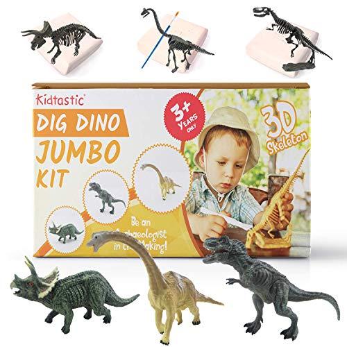 Kidtastic Dig Dinosaur Excavation Kit Large 6