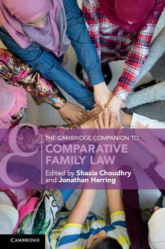 The Cambridge Companion to Comparative Family Law (Cambridge Companions to Law)