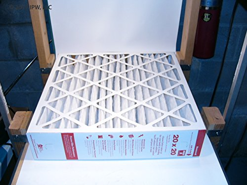 Honeywell Merv 10 Filter - Honeywell Replacement Media Air Filter #FC100A1011 MERV 11 20 x 20x4 Pack of 2