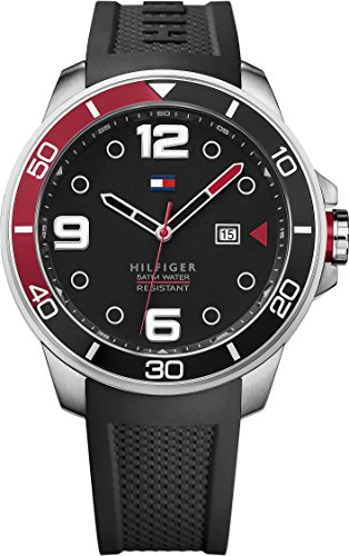 Tommy Hilfiger Keith 1791153 Mens Wristwatch Solid Case