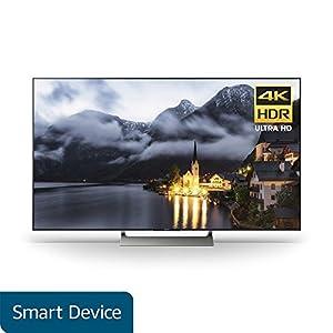 Sony XBR49X900E 49-Inch 4K Ultra HD Smart LED TV (2017 Model), Works with Alexa