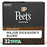 Peet's Coffee Major Dickason's Blend K-Cup Coffee