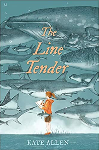 Image result for the line tender book