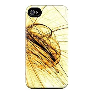 New Fashion Premium Tpu Case Cover For Iphone 4/4s - Energy Wallpaper