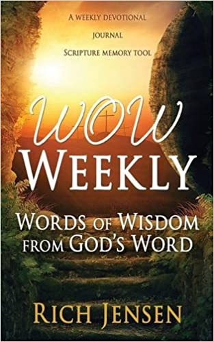 wow weekly rich jensen 9781498479554 amazon com books