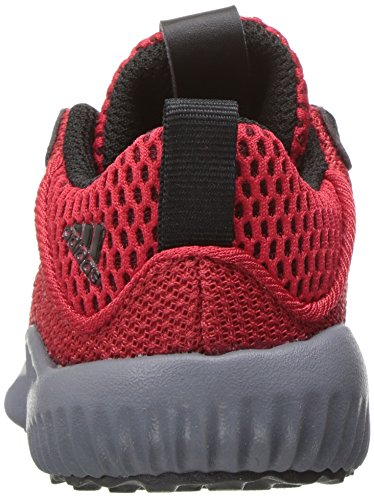 adidas Kids' Alphabounce Sneaker, Scarlet/Satellite/Black, 7 M US Toddler by adidas (Image #2)