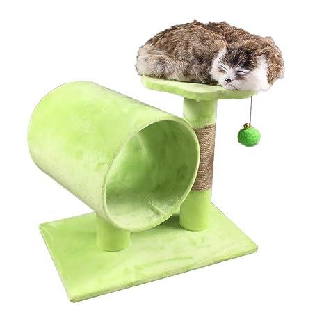 Kaxima Árbol para Gatos Gato de Juguete del Animal doméstico Gato Muebles árbol agarrar Mesa Nido ...