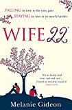 Wife 22 by Melanie Gideon front cover