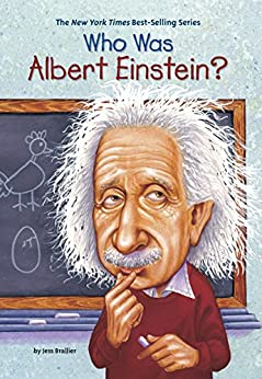 Who Was Albert Einstein? (Who Was?) by [Brallier, Jess]