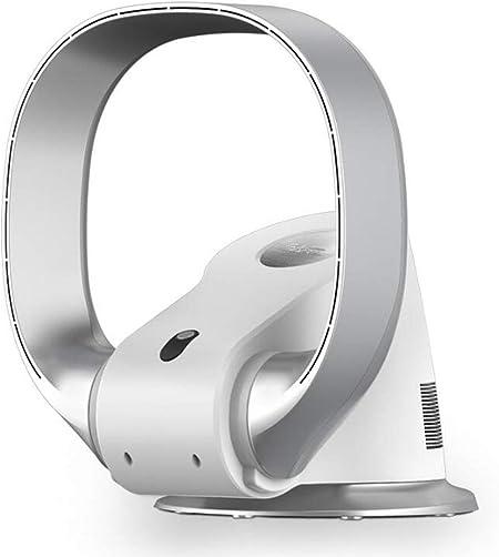 NANXCYR Ventilador de Pared Ultra silencioso Ventilador sin aspas ...