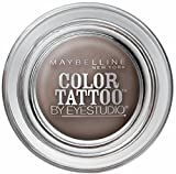 Myb Eyeshadw Es Tattoo Ta Size .14 Maybelline Eye Studio Color Tattoo: Tough As Taupe