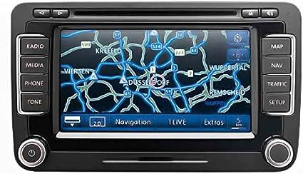 Rns 510 Navigation System Problems